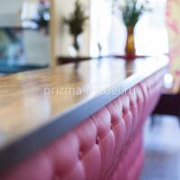 Производство мебели для ресторана Матрешки Санкт-Петербург