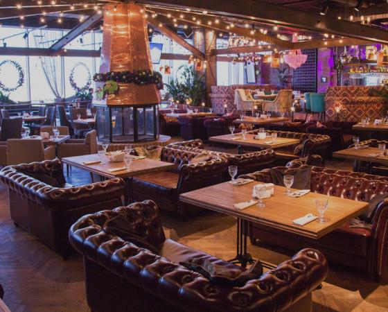 Ресторан Барашки