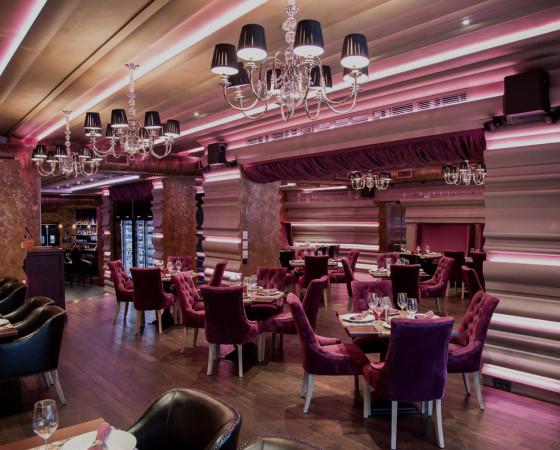 Ресторан Barberini