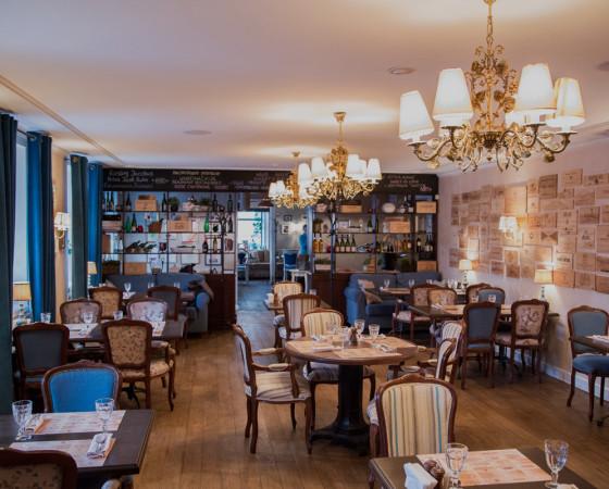 Ресторан Винсент