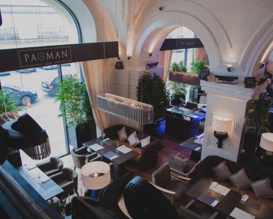 Ресторан Pacman
