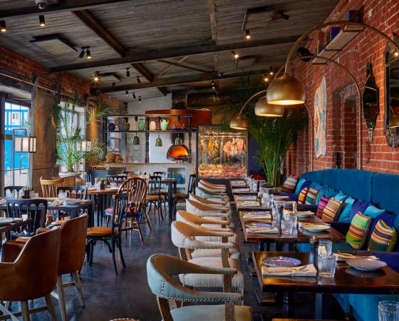 Ресторан Nofar